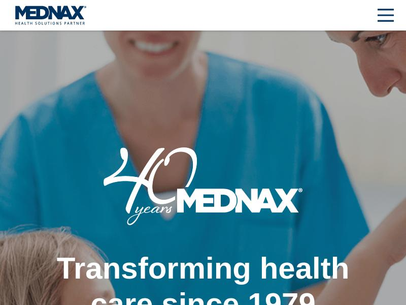 MEDNAX, Inc. Skyrocketed