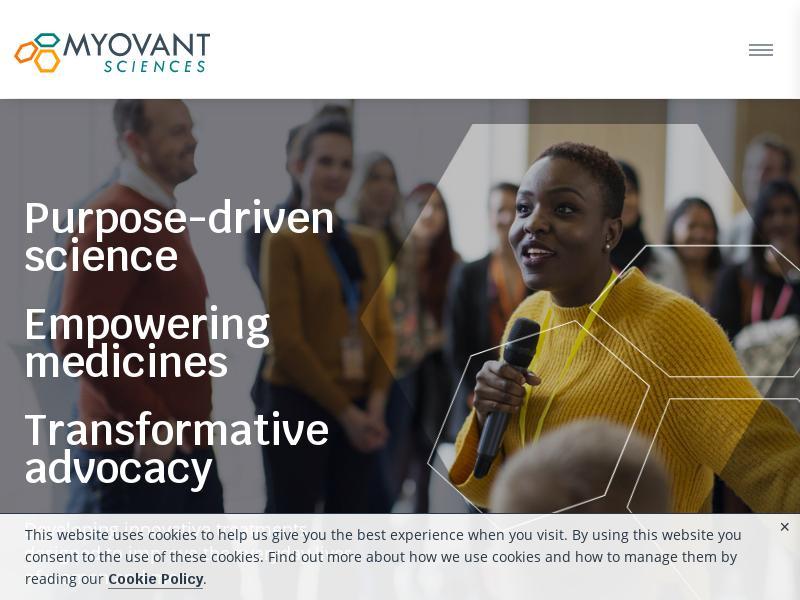 A Win For Myovant Sciences Ltd.