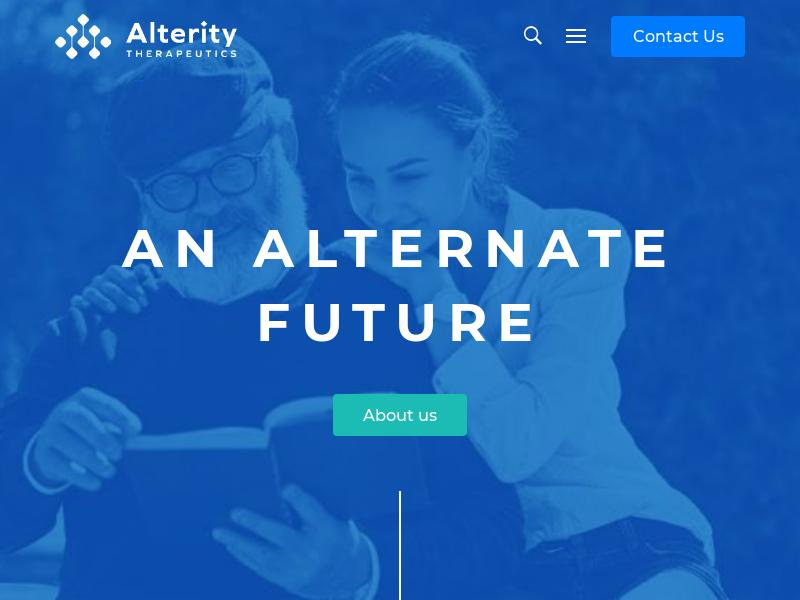 A Win For Alterity Therapeutics Limited