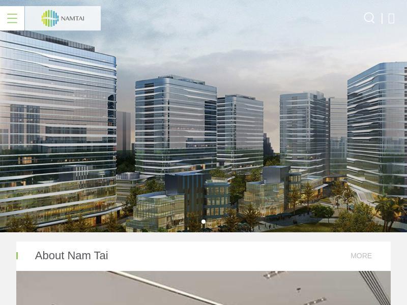 Nam Tai Property Inc. Skyrocketed