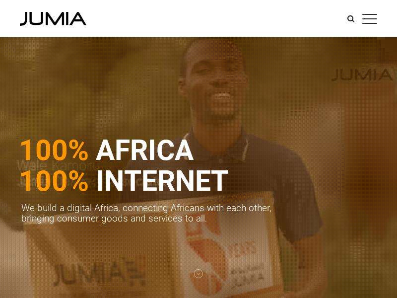 A Day Up For Jumia Technologies AG