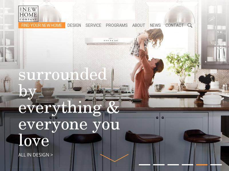 The New Home Company Inc. Made Headway