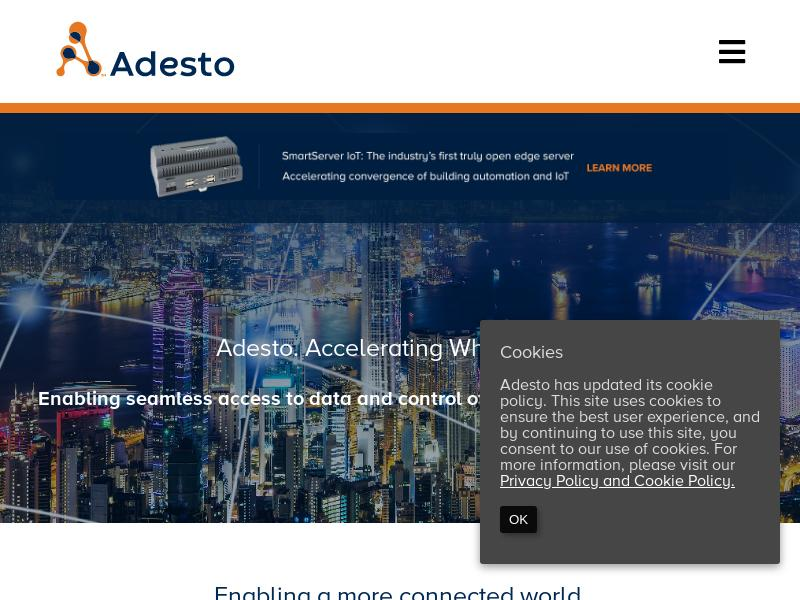 A Day Up For Adesto Technologies Corporation