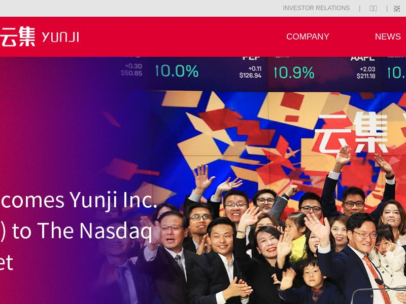 Yunji Inc. Gains 90.67%