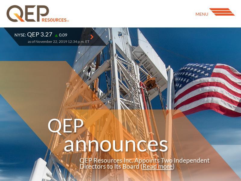 Big Gain For QEP Resources, Inc.