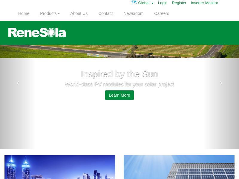 ReneSola Ltd Soared