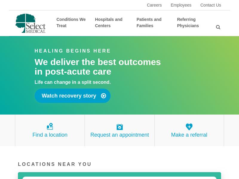 Select Medical Holdings Corporation Gains 18.45%