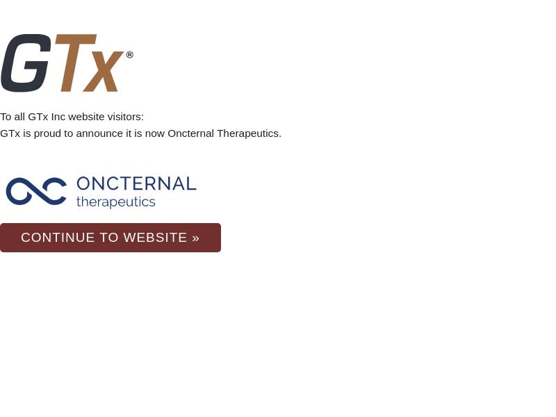 Oncternal Therapeutics, Inc. Skyrocketed