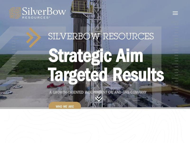 SilverBow Resources, Inc. Gains 59.21%