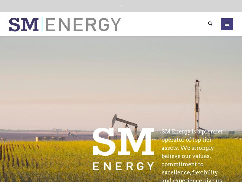 SM Energy Company Made Headway