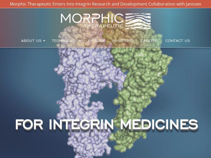 Morphic Holding, Inc. Gains 134.65%