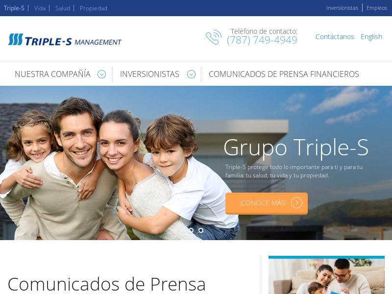 Triple-S Management Corporation Made Big Gain