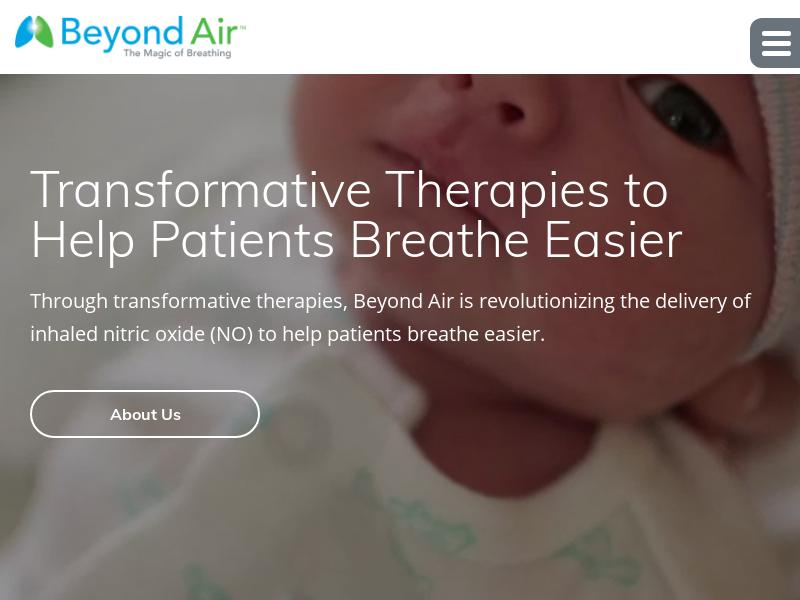 Big Move For Beyond Air, Inc.