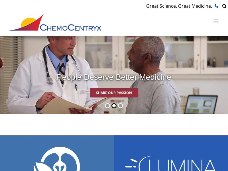 A Day Up For ChemoCentryx, Inc.