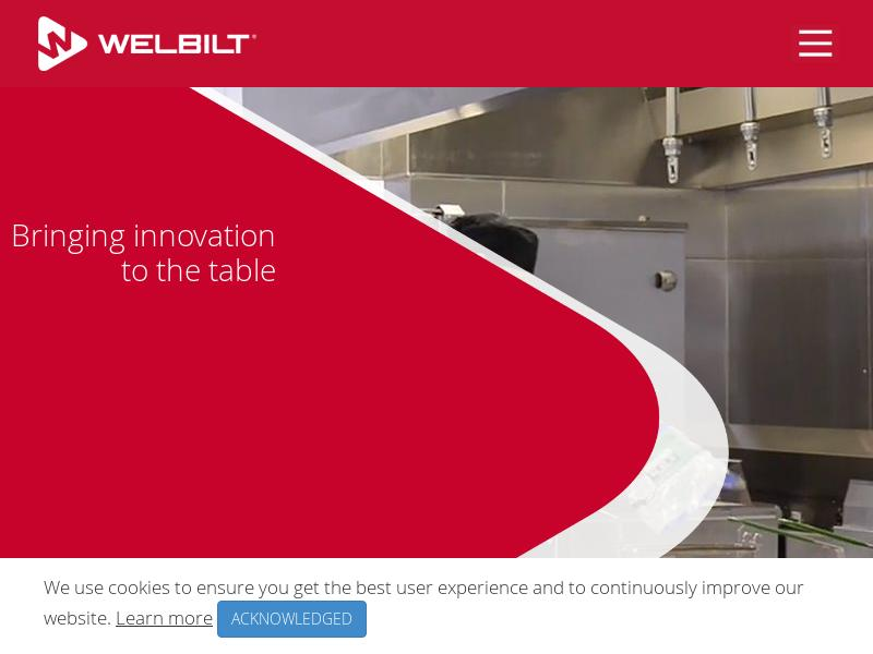 A Day Up For Welbilt, Inc.