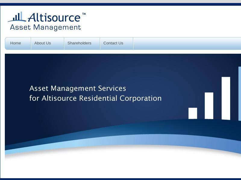 Altisource Asset Management Corporation Made Big Gain