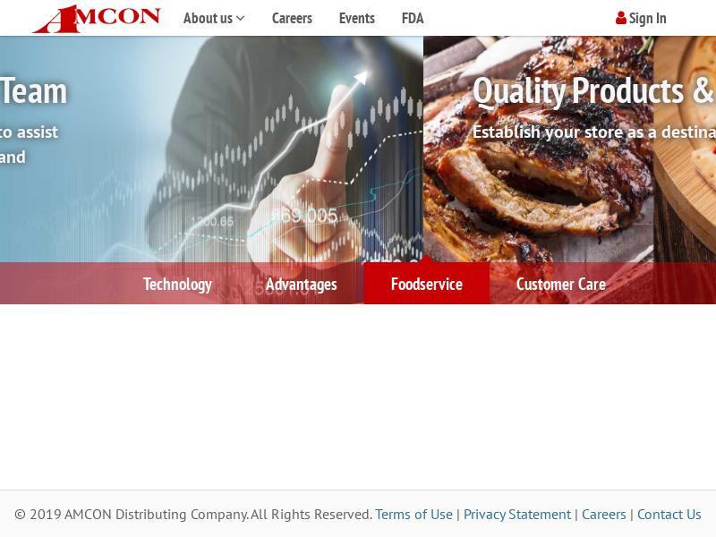 AMCON Distributing Company Gains 22.21%