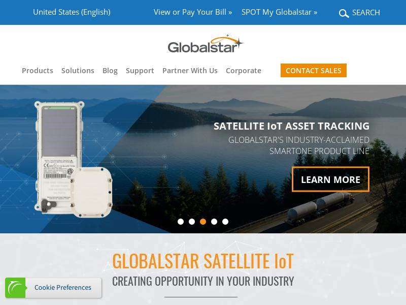 Big Gain For Globalstar, Inc.