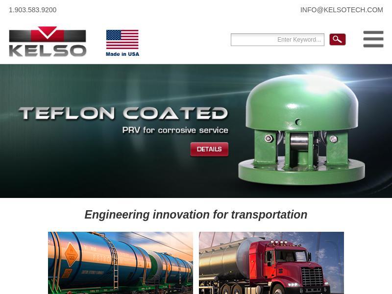 Kelso Technologies Inc. Soared