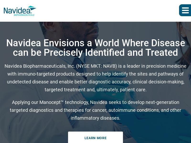 Navidea Biopharmaceuticals, Inc. Made Headway