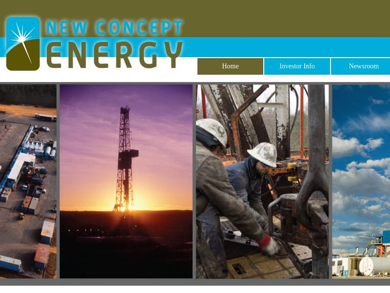 New Concept Energy, Inc. Soared