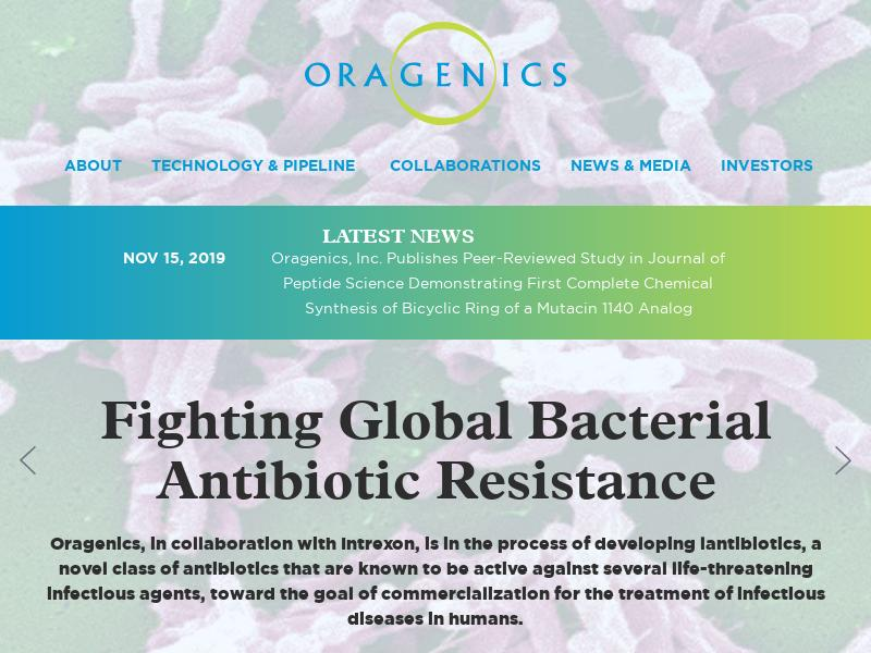 Oragenics, Inc. Made Big Gain