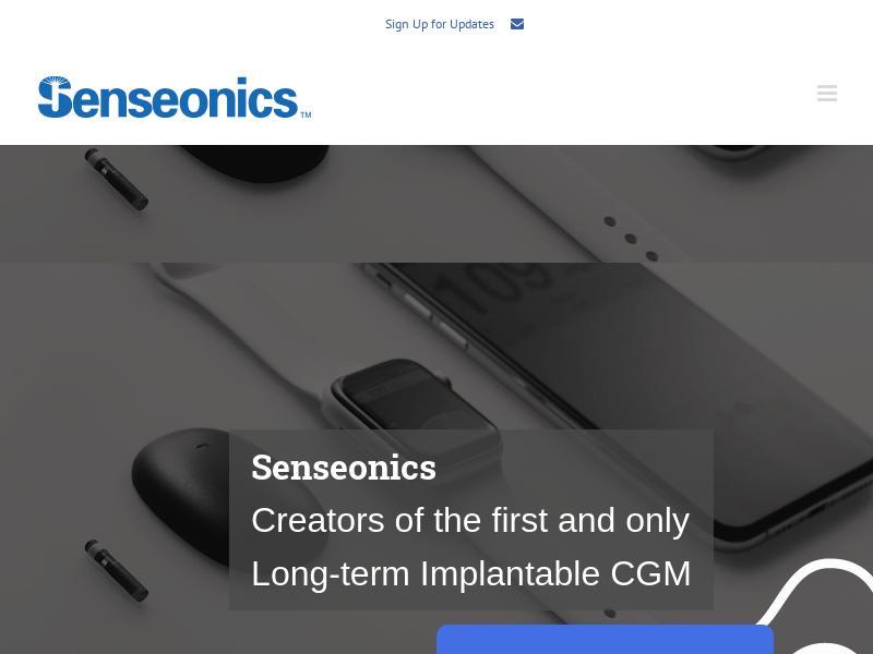 Senseonics Holdings, Inc. Gains 40.65%