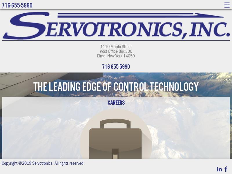 Servotronics, Inc. Made Big Gain