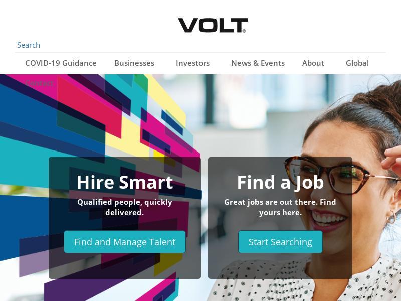 Volt Information Sciences, Inc. Made Headway