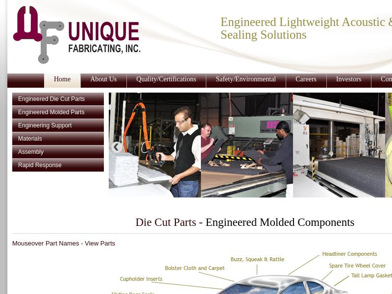 A Win For Unique Fabricating, Inc.