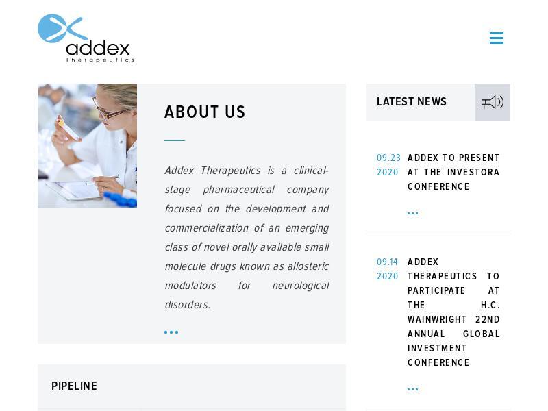 Addex Therapeutics Ltd Gains 93.52%