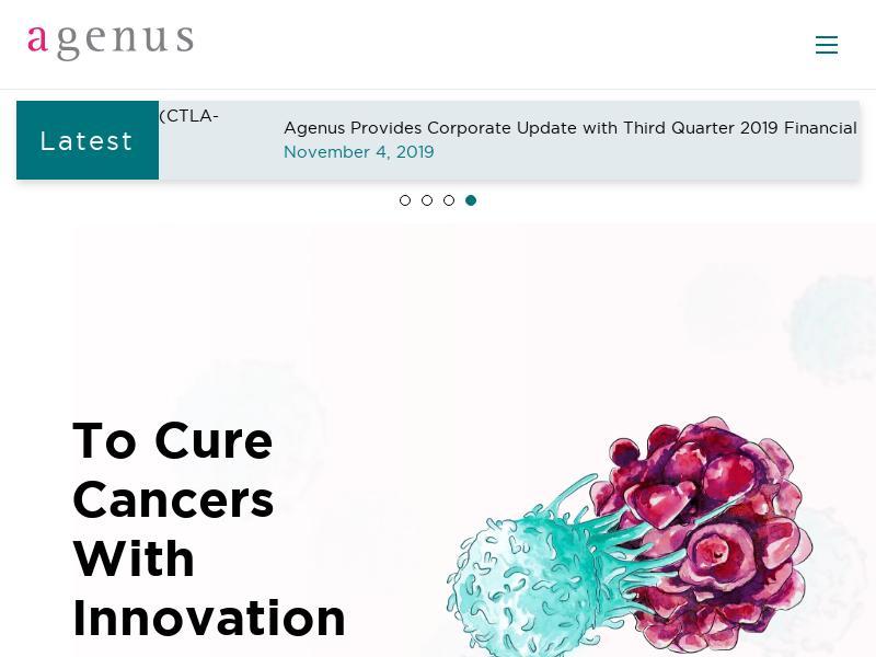 A Win For Agenus Inc.