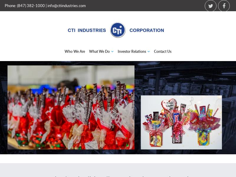 CTI Industries Corporation Made Headway