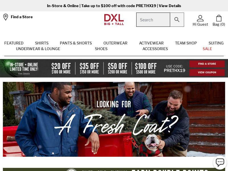 Destination XL Group, Inc. Skyrocketed