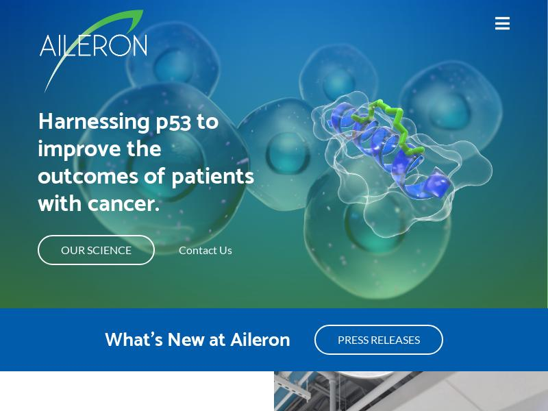 Aileron Therapeutics, Inc. Gains 42.22%