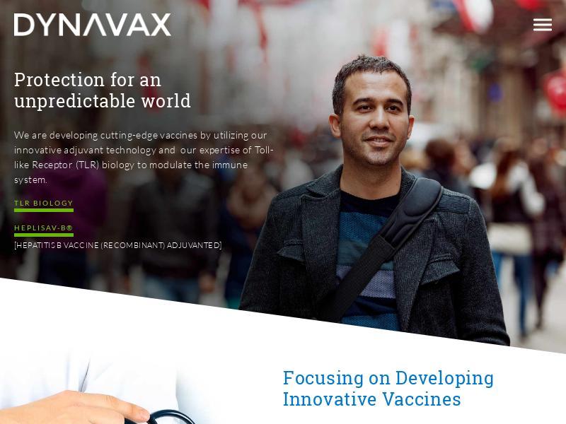 Dynavax Technologies Corporation Recorded Big Gain