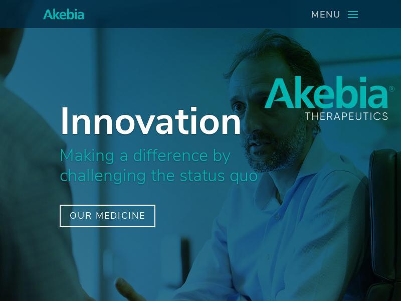 Akebia Therapeutics, Inc. Made Headway